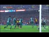 Барселона 5-1 Леванте • Кубок Испании • 1/4 финала • Ответный матч